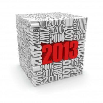 What will 2013 bring?