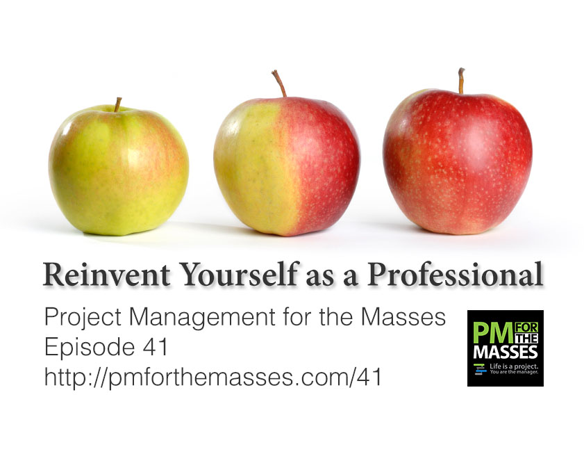 Reinvent Yourself as a Professional with Dorie Clark (@dorieclark): Episode 41