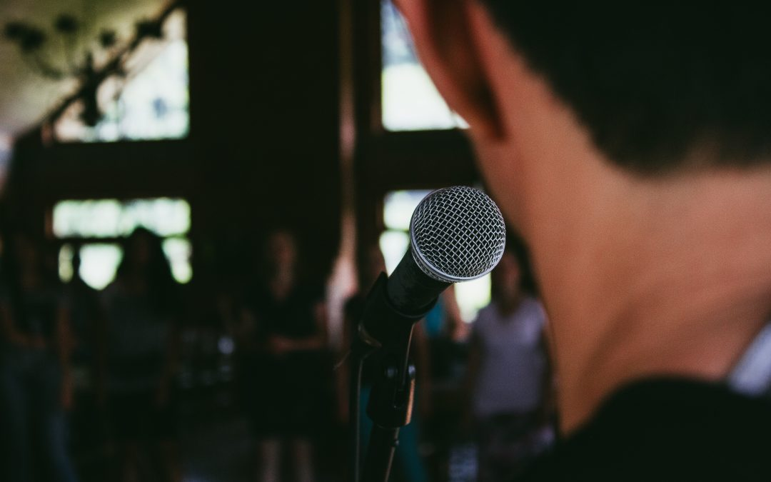 Here's Why You Need Public Speaking