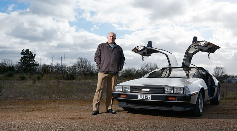 The Delorean: Epic Project Management