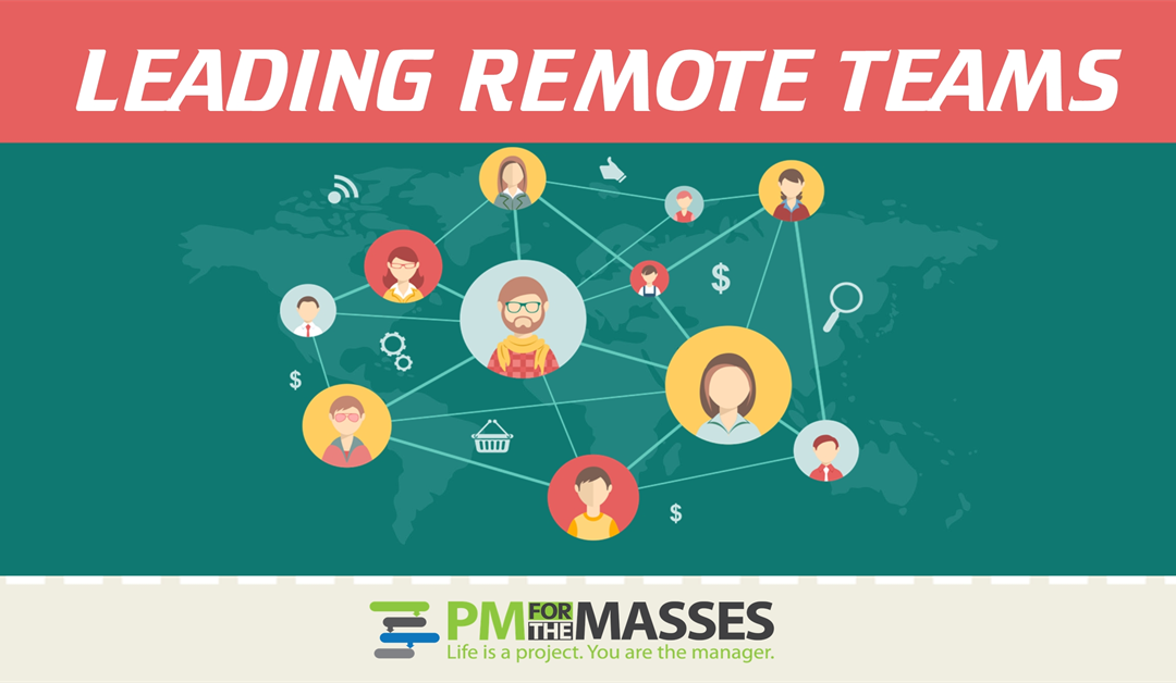 Episode 109: Expert Tips for Leading Remote Teams