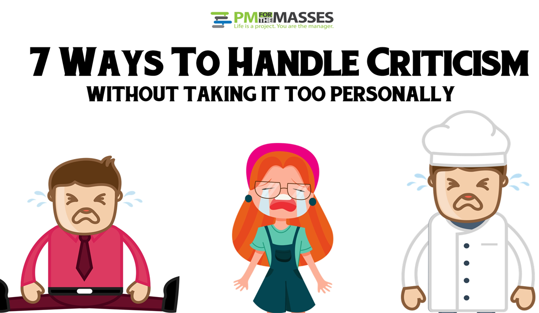 Episode 111: 7 Ways to Handle Criticism