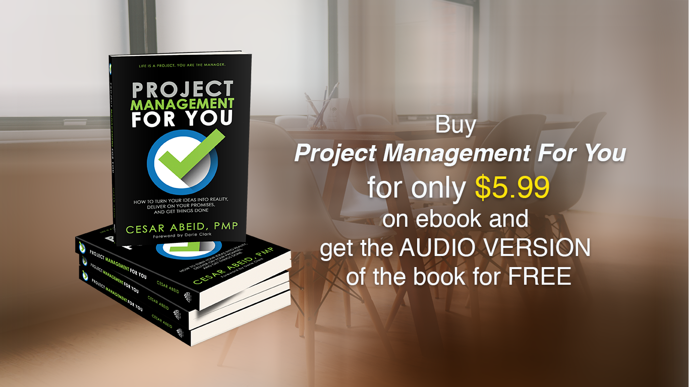 Project Management for the Masses | Life is a project  You